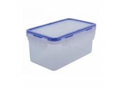 контейнер Алеана прямоуг. для пищевых продуктов с зажимом 1,5л.  (5/80)
