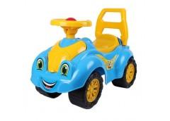 автомобиль для прогулок 3510 Техн. (голубой)  (3)