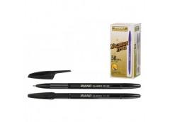 ручка Piano РТ-1147 шар. масл. черн.  (50/1000/4000)