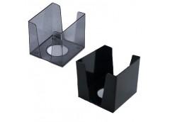 бокс для бумаг КИП пластмас. 90х90х90мм  (6/108)