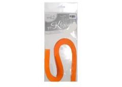 бумага для квиллинга Рюкзачок №42  неон оранжевый 1цв.  3мм.х42см.  УП-219  (20)...